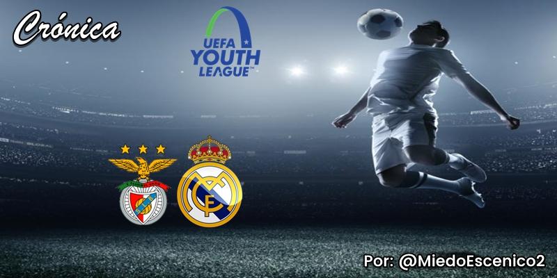 CRÓNICA | Jóvenes superhéroes: Benfica 2 – 3 Real Madrid