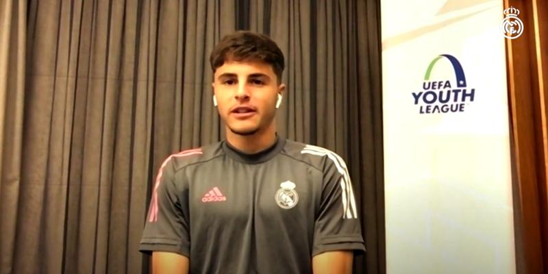VÍDEO   Iván Morante: «Raúl lo que quiere es que demos el cien por cien y que nos ayudemos todos»