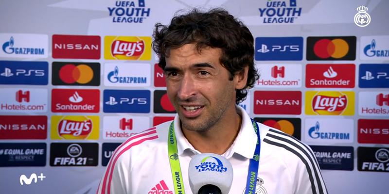 VÍDEO   Raúl: «Hemos merecido llegar a la final»