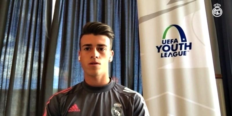VÍDEO   Antonio Blanco: «En el Real Madrid las finales siempre hay que ganarlas»