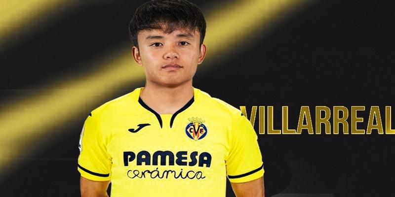 NOTICIAS   Takefusa Kubo jugara cedido en el Villarreal la proxima temporada