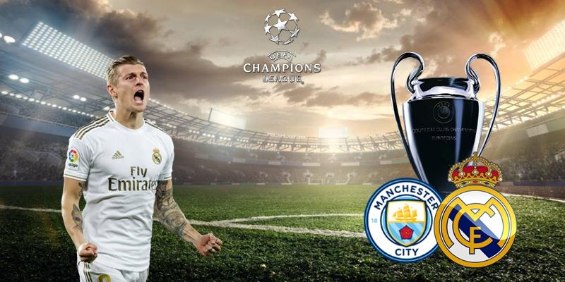 VÍDEO   Manchester City vs Real Madrid   The born king   Promo