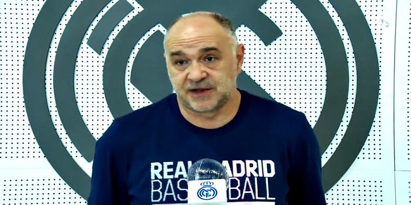 VÍDEO   Declaraciones de Pablo Laso y Sergio Llull en la previa del partido ante el Acunsa Gipuzkoa Basket