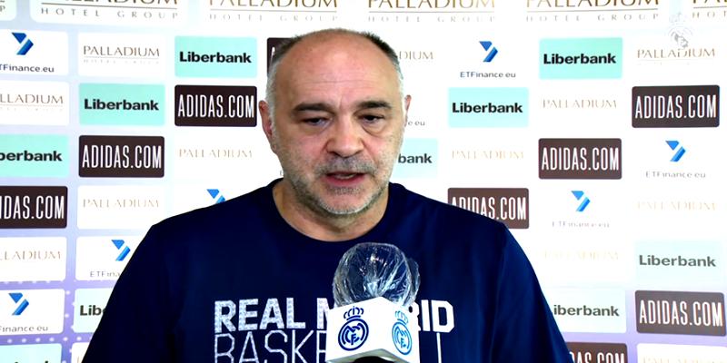VÍDEO   Pablo Laso: «Tenemos que saber que si queremos ganar el partido vamos a tener que hacer muchas cosas bien»