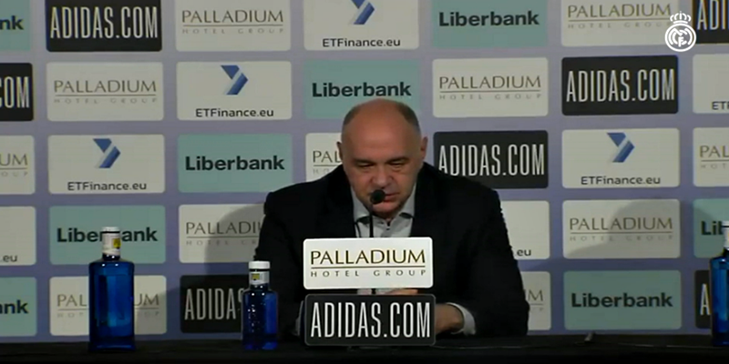 POST PARTIDO | Declaraciones de Pablo Laso tras el partido ante TD Systems Baskonia