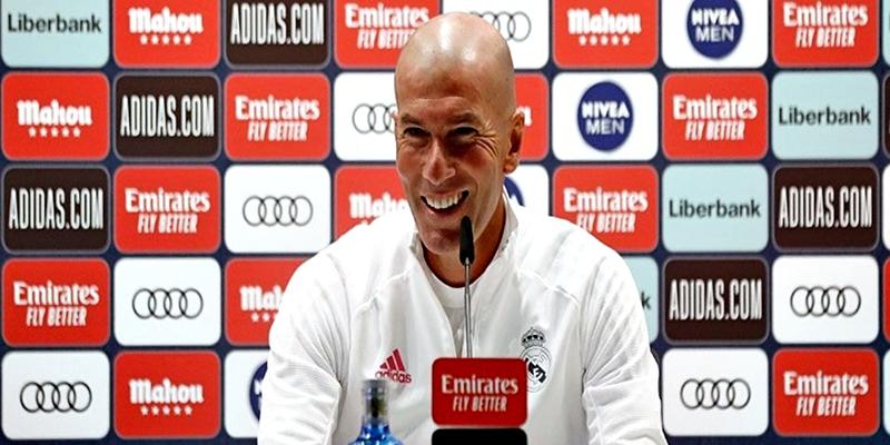 VÍDEO   Rueda de prensa de Zinedine Zidane previa al partido ante el Betis