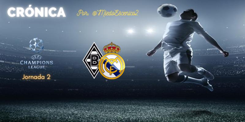 CRÓNICA   Osos de peluche y Gremlins: Borussia Mönchengladbach 2 – 2 Real Madrid