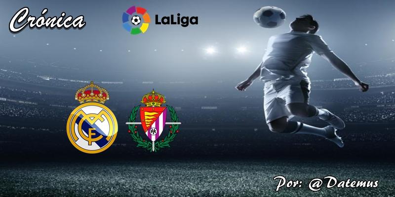 CRÓNICA   Déjà vu post-confinamiento: Real Madrid 1 – 0 Valladolid