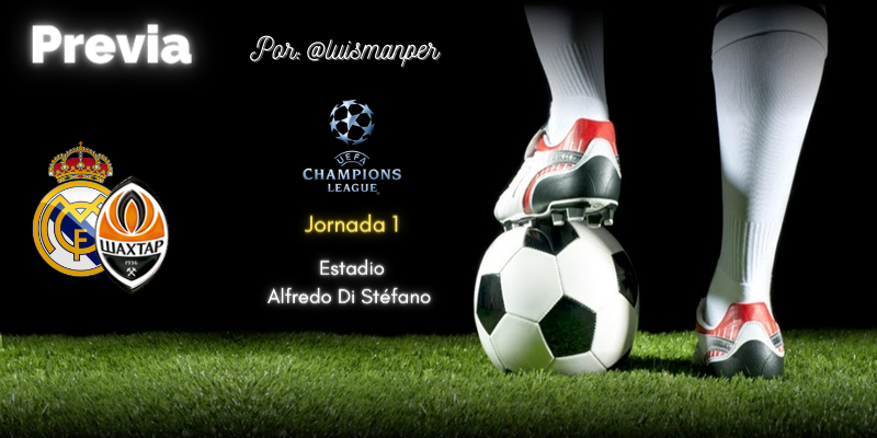 PREVIA | Real Madrid vs Shakhtar Donetsk: Una Champions excepcional