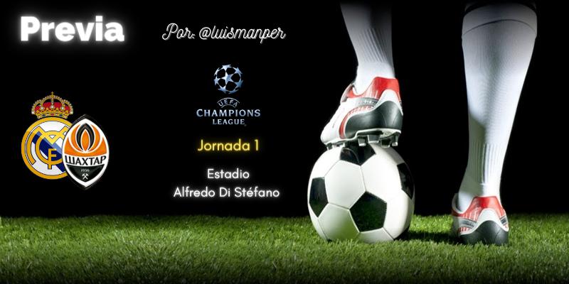 PREVIA   Real Madrid vs Shakhtar Donetsk: Una Champions excepcional