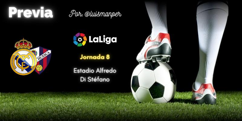 PREVIA | Real Madrid vs Huesca: Partido de entreguerras