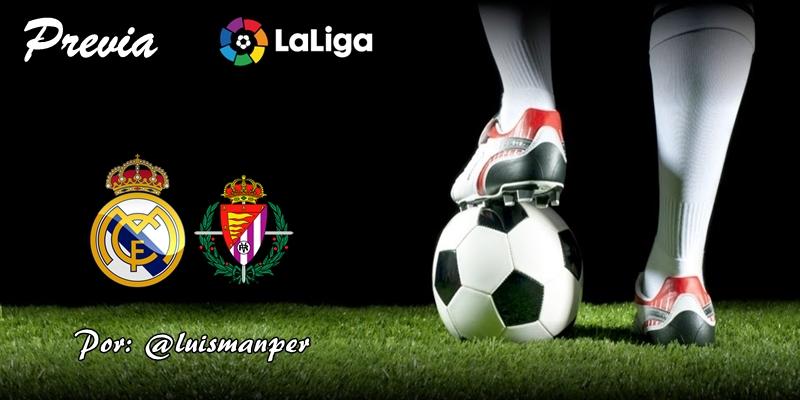 PREVIA: Real Madrid vs Valladolid: Hogar, dulce hogar