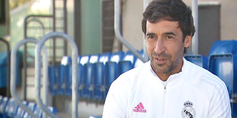 VÍDEO | Raúl Gonzalez: «Este año la Liga es una competición totalmente nueva, con un formato diferente, es muy ilusionante»