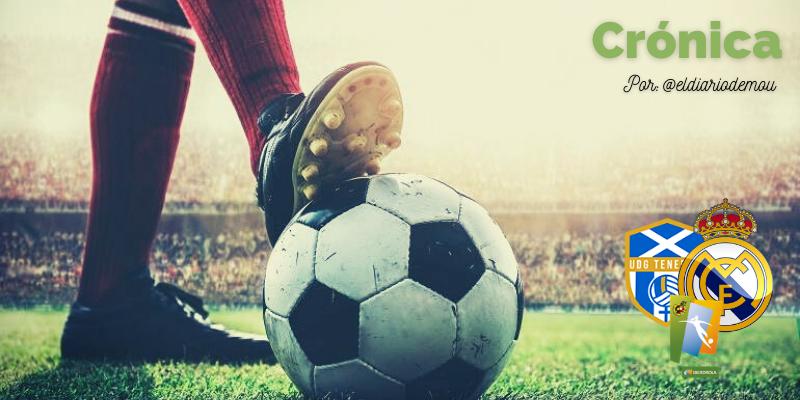 CRÓNICA | Faltó oficio: UDG Tenerife 2 – 1 Real Madrid Femenino