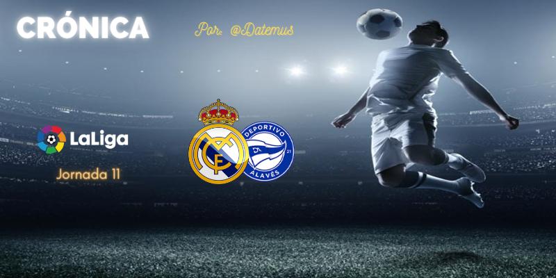 CRÓNICA | Malditas rotaciones: Real Madrid 1 – 2 Deportivo Alavés