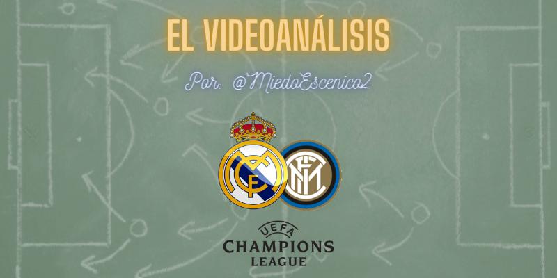 EL VIDEOANÁLISIS | Real Madrid vs Inter de Milán | UCL | Fase de Grupos | Jornada 3