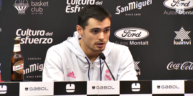 VÍDEO | Declaraciones de Pablo Laso y Alberto Abalde tras el partido ante el Valencia Basket