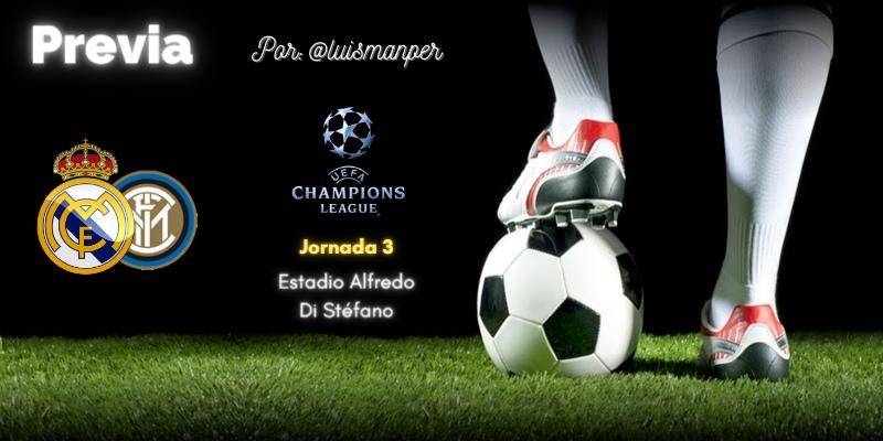 PREVIA | Real Madrid vs Inter de Milán: Todo o nada