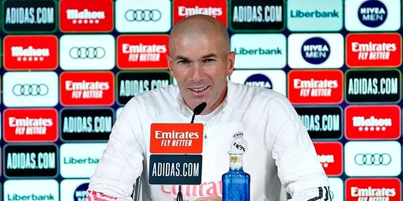 VÍDEO   Rueda de prensa de Zinedine Zidane previa al partido ante Osasuna
