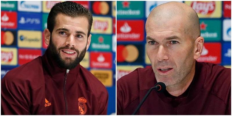 VÍDEO   Rueda de prensa de Nacho Fernández y Zinedine Zidane previa al partido ante el Shakhtar Donetsk