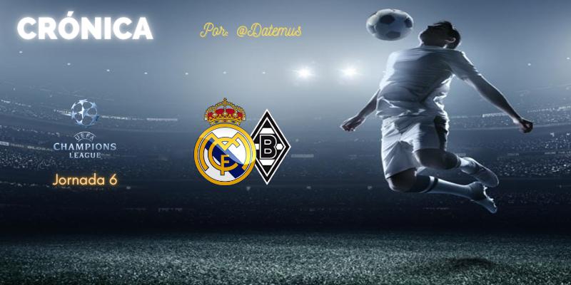 CRÓNICA   El que ríe último… : Real Madrid 2 – 0 Borussia Mönchengladbach