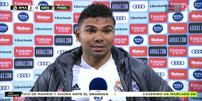 VÍDEO | Post partido | Real Madrid vs Granada | LaLiga | Jornada 15