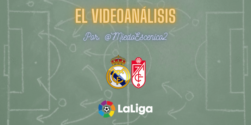 EL VIDEOANÁLISIS | Real Madrid vs Granada | LaLiga | Jornada 15