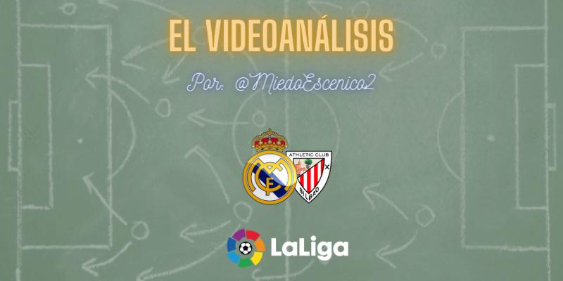 EL VIDEOANÁLISIS | Real Madrid vs Athletic Club Bilbao | LaLiga | Jornada 19