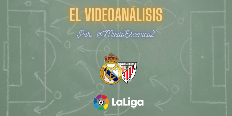 EL VIDEOANÁLISIS | Real Madrid vs Athletic Club Bilbao | LaLiga | Jornada 19