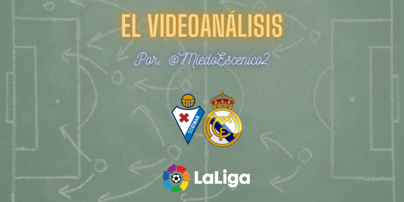 EL VIDEOANÁLISIS | SD Éibar vs Real Madrid | LaLiga | Jornada 14