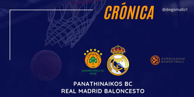 CRÓNICA | Un gallego conquista el OAKA: Panathinaikos 93 – 97 Real Madrid