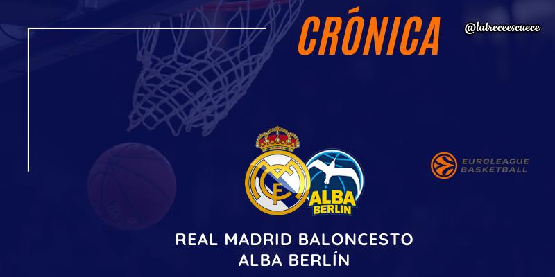 CRÓNICA | La victoria para Anthony Randolph: Real Madrid 91 – 62 Alba Berlín