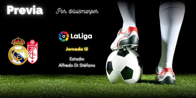 PREVIA | Real Madrid vs Granada: Blanca Navidad