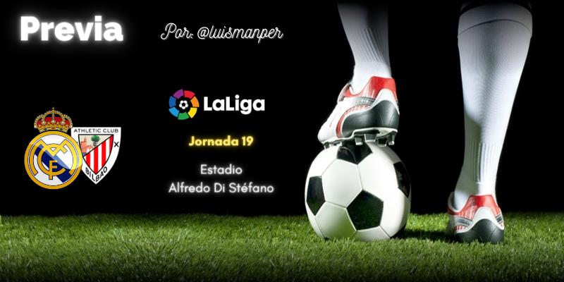 PREVIA | Real Madrid vs Athletic Club Bilbao: Resaca dulce