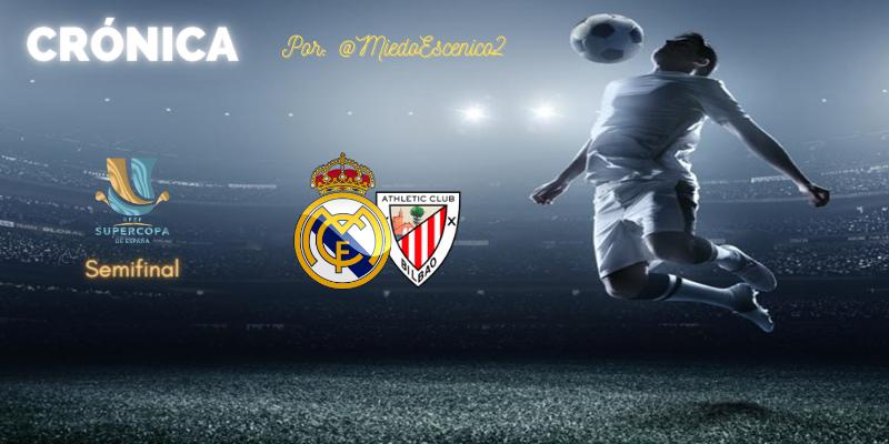 CRÓNICA   Encefalograma plano (II) y a casa: Real Madrid 1 – 2 Athletic Club Bilbao