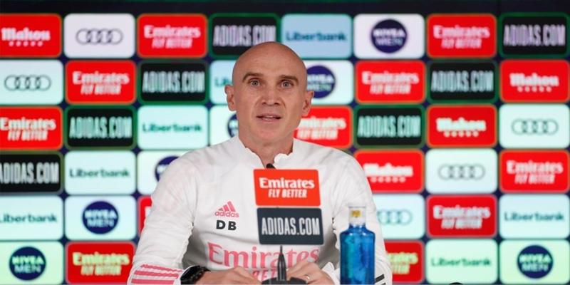 VÍDEO | Rueda de prensa de David Bettoni previa al partido ante el Alavés