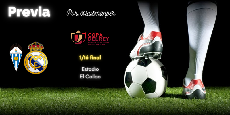 PREVIA   Alcoyano vs Real Madrid: Más moral que el Alcoyano