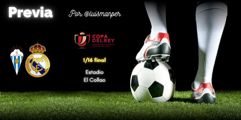 PREVIA | Alcoyano vs Real Madrid: Más moral que el Alcoyano