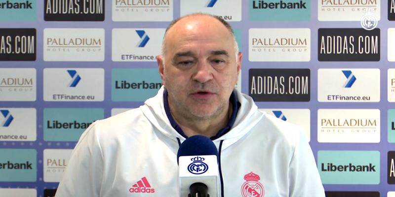 VÍDEO   Declaraciones de Pablo Laso en la previa del partido ante el Iberostar Tenerife