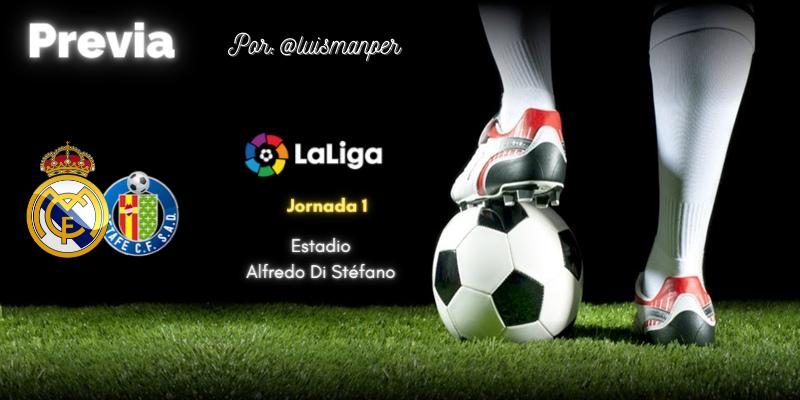 PREVIA | Real Madrid vs Getafe: Encaje de bolillos