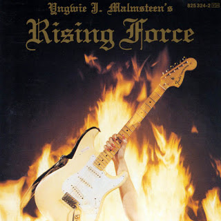 yngwie rising force