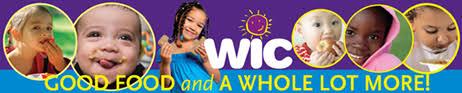 WIC Banner image