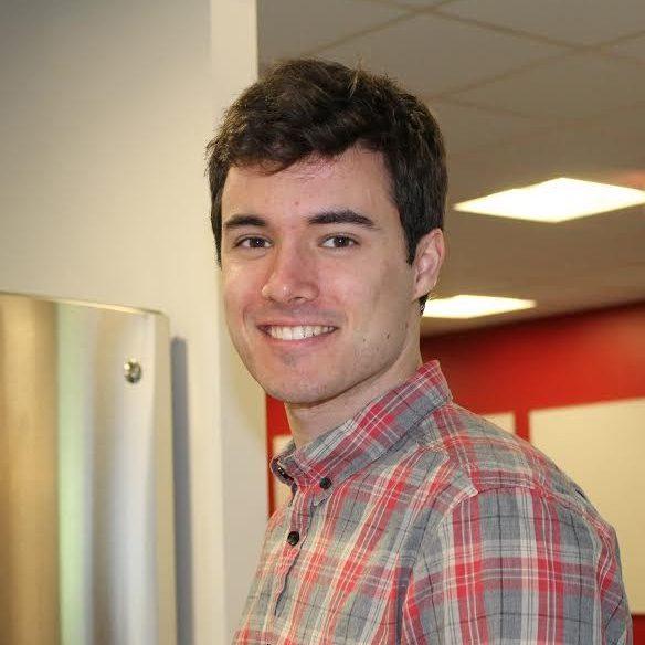 Blaise Brennan, Asymmetrik Software Intern