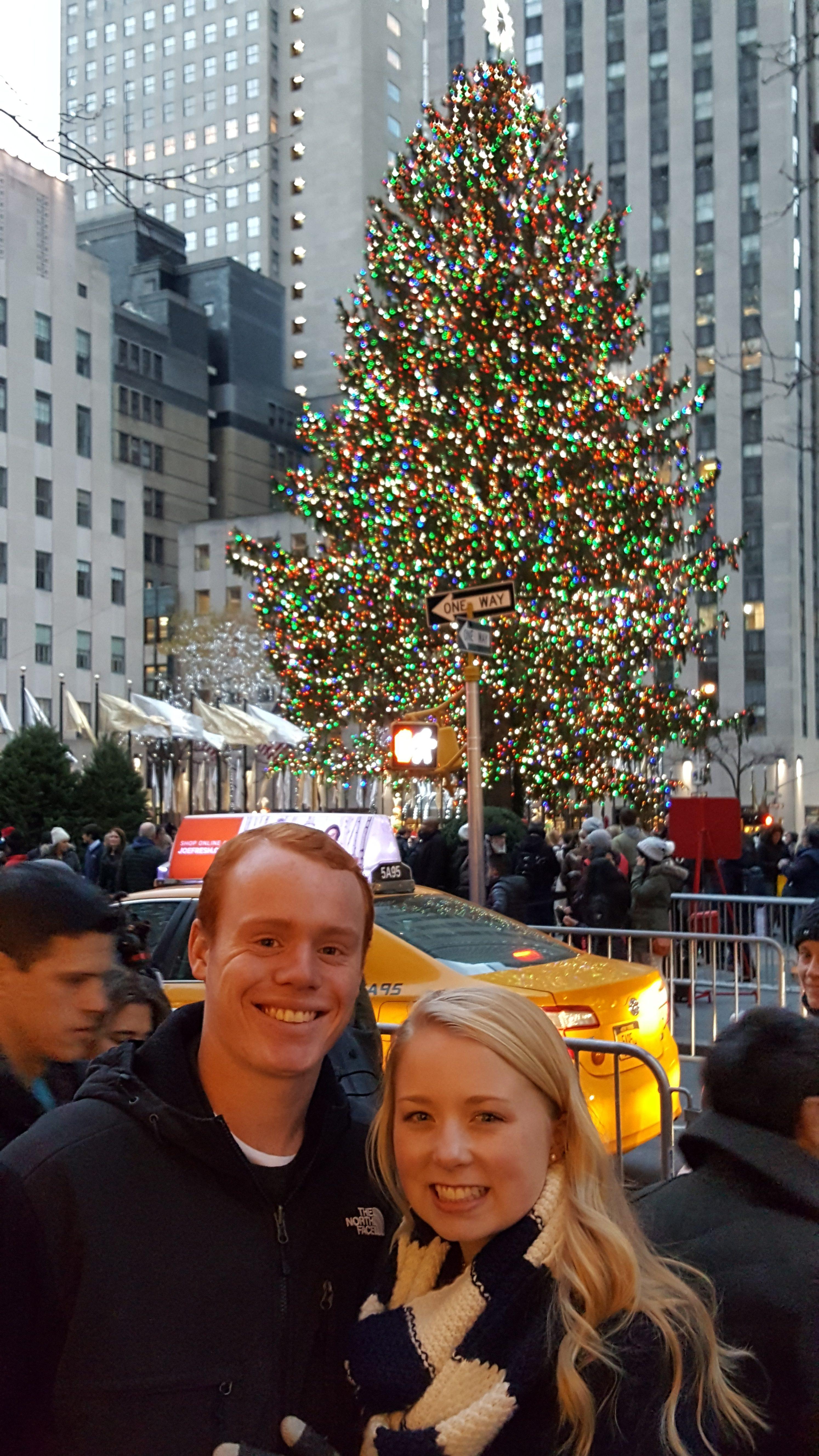 Asymmetrik Software Internship_NYC Christmas Tree
