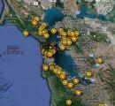 solar installations map san francisco