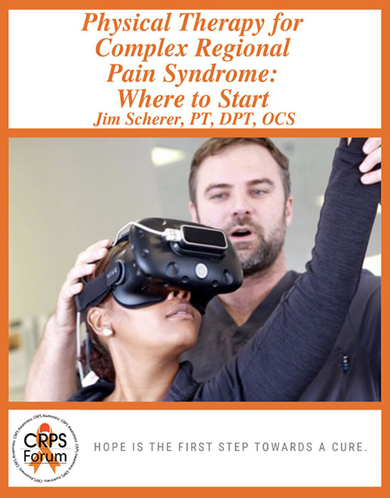 PT for CRPS flyer