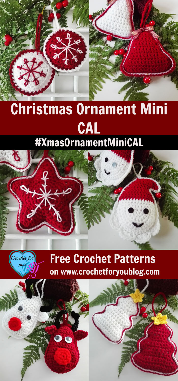 Christmas Ornament Mini CAL