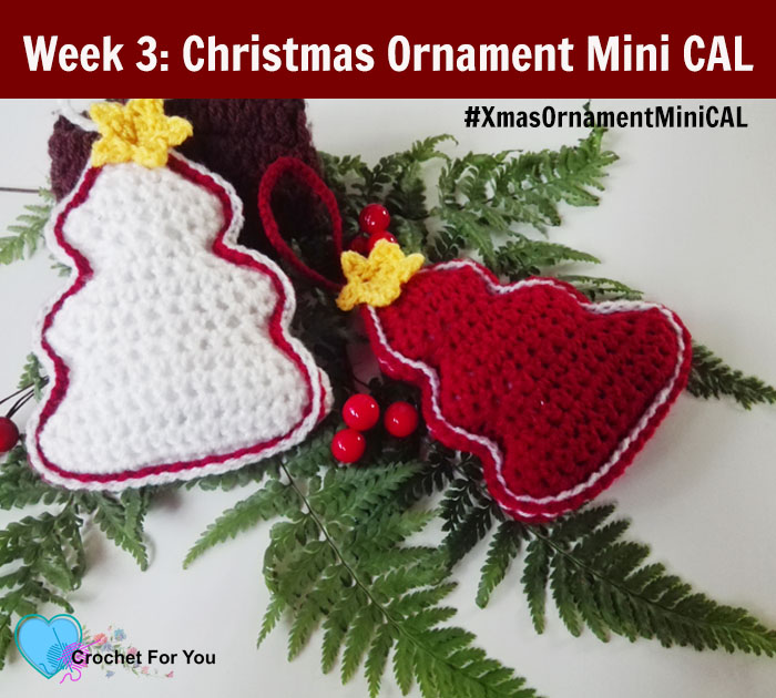 Christmas Ornament Mini CAL – Crochet Tree