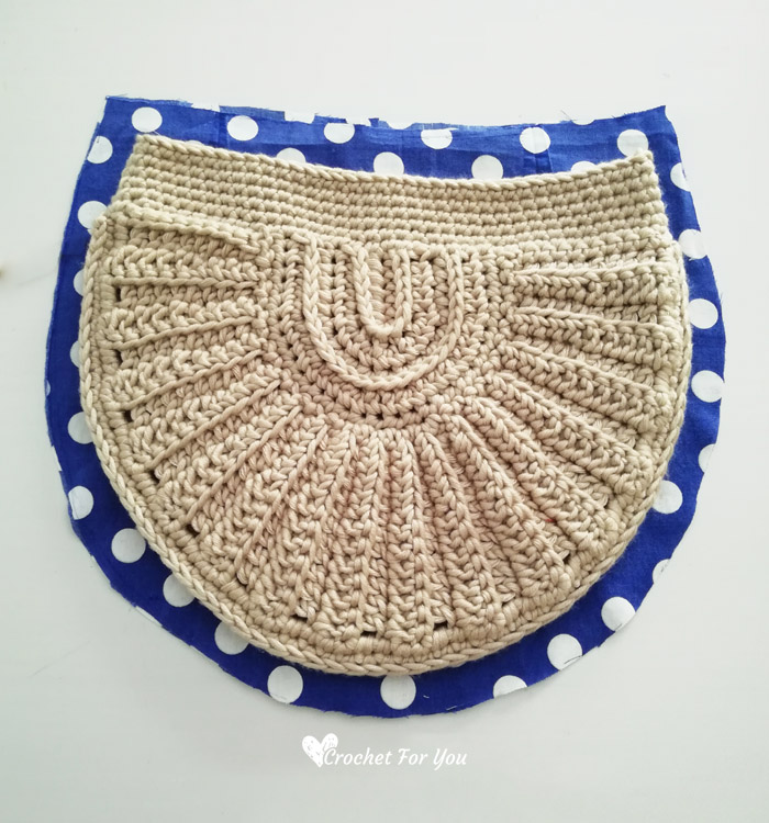 Crochet Seashell Bag- free pattern