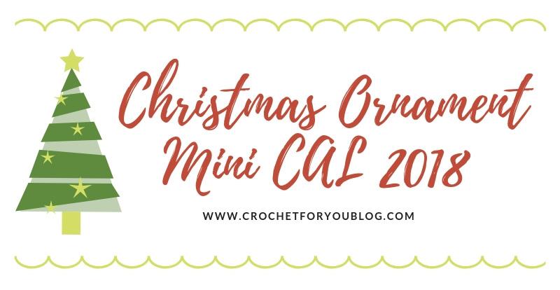 Christmas Ornament Mini CAL 2018
